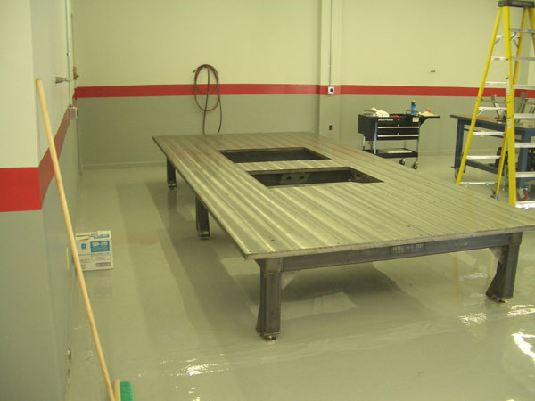 Chassis Jig Surface Plate