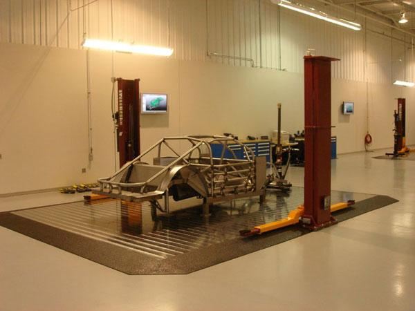 Chassis Jig Racecar Car