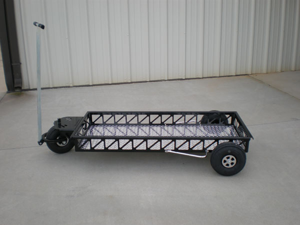 Tire Cart Fuel Jug Wagon