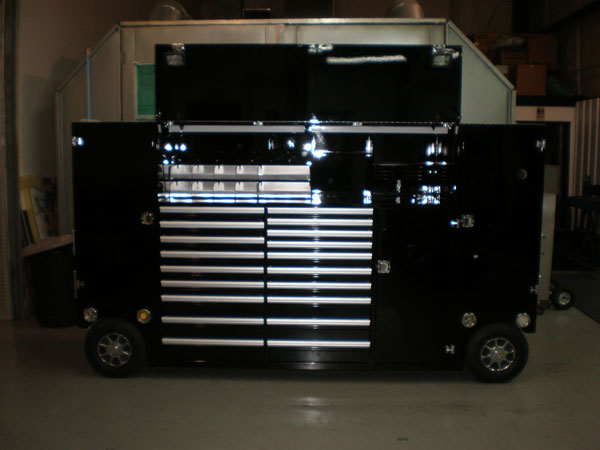 Garage Toolbox Nitro Manufacturing