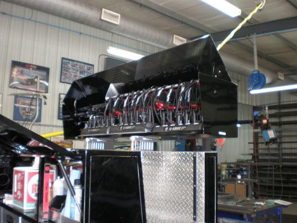 Pit Box Toolbox Combo Nitro Manufacturing
