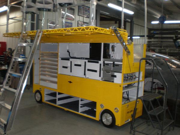 Motorsports Pit Box Manufacturer Mooresville Nc Nitro