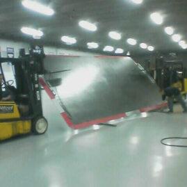 Surface Leveling Plate Motorsports
