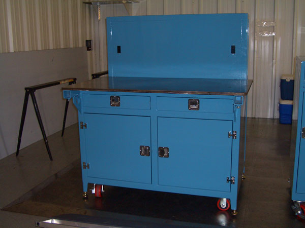 Shop Tables Racks Workbenches