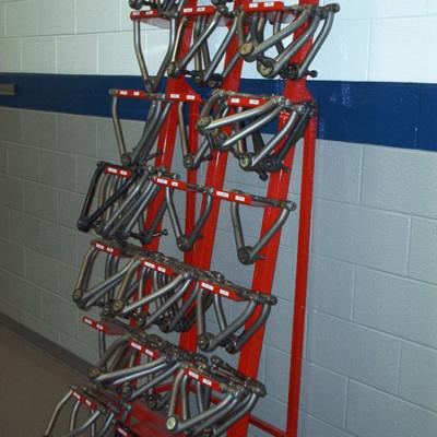 A-Frame Racks