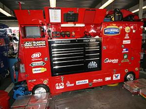 Garage Pitboxes