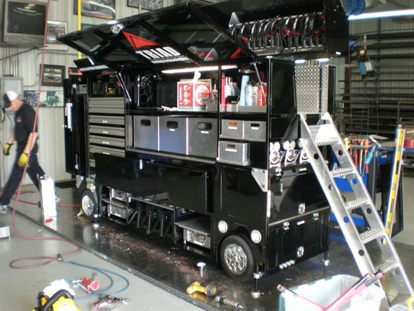 Pit Box / Toolbox Combo | Nitro Manufacturing