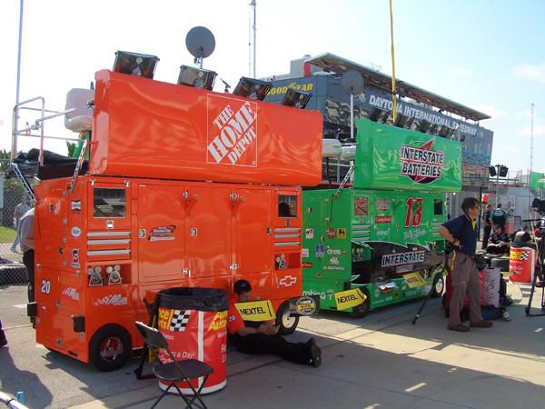 NASCAR Pit Box Manufacturer | Nitro Manufacturing