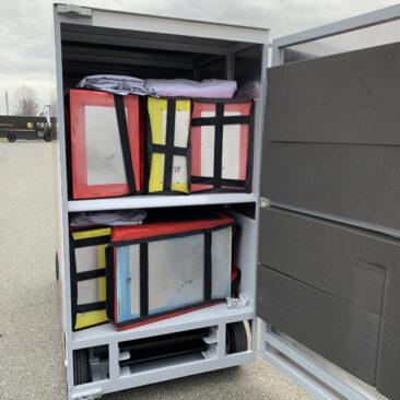Mobile Utility / Storage Cart